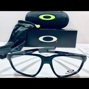 Oakley Youth Eyeglasses Tail Whip Polished Black